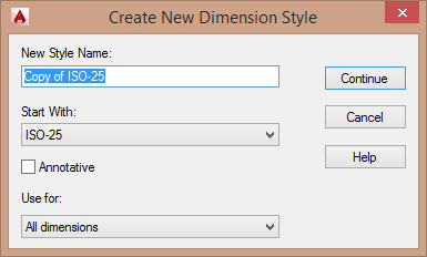 new dimension style